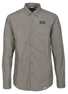 JEEP MAN COTTON SHIRT LONG SLEEVES J5S