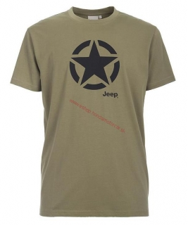 "JEEP MAN T-SHIRT ""Star"" J6S"