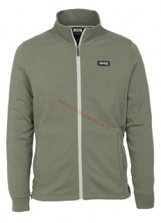 JEEP MAN FULL ZIP LIGHT SWEATSHIRT J5S