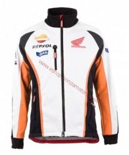 HONDA bunda SOFTSHELL REP MERC