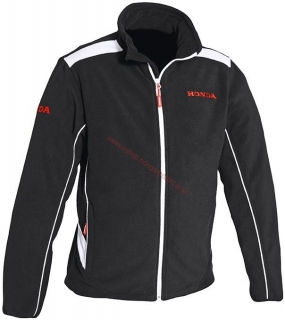 HONDA bunda fleece PADDOCK Black